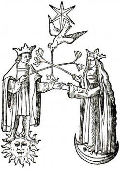 Rosarium Philosophorum No. 2