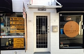 Our Counselling and Therapy office at 2 Knox Lane, Double Bay, Sydney