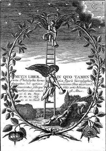 Mutus Liber Plate 1 - Call to Work