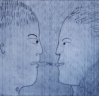 Louise Bourgeois Together 2005