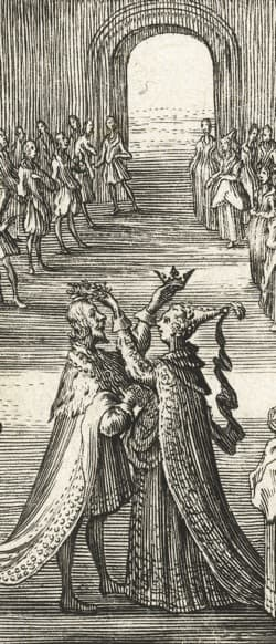 Lovers Crowning (Secure Couple Attachment)