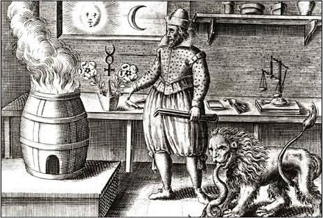 An Alchemist at Work